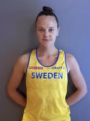 Maria Jansson, Borlängebördig Ultralöpare som tävlar i landslaget och i höstas vann EM-guld och satte europarekord.