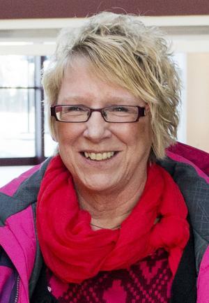 Ewa Lindstrand (S) kommunstyrelsens ordförande.