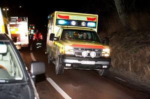Männen som var inblandade i olyckan fördes till Falu lasarett. Vid 20.30-tiden dödförklarades två av dem.