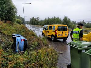 Den tionde augusti skedde olyckan där en postbil blev påkörd på Alnö.