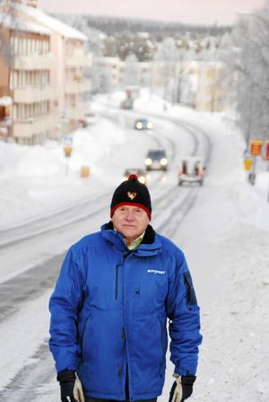Olle Arnsten blickar framåt mot nya uppgifter som blivande ordförande i Svenska Friidrottsförbundets ledarveteraners förening.