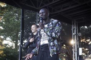 Panetoz uppträdde i Stenö-