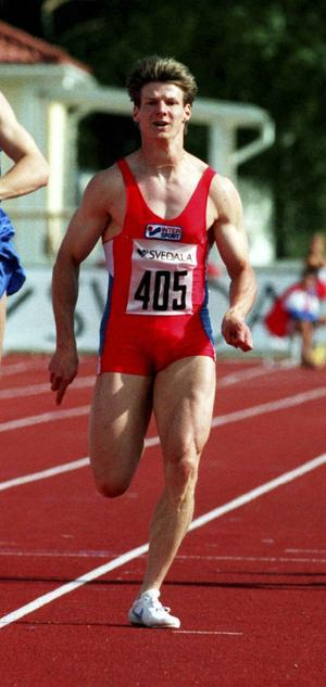 Torbjörn Eriksson väntade länge, men vann till slut ST-pokalen 1999.