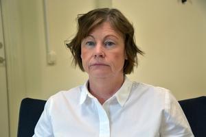 Christina Nordkvist, chef ensamkommande, socialtjänsten Sundsvall.