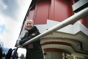 Per Kempe vd och ägare för Bjursås Skicenter & Camping tror på några goda år framöver.