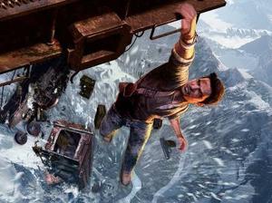 """Naughty Dogs actionpackade matinéfilmshyllning """"Uncharted 2: Among thieves"""" vann det tyngsta priset – Årets          spel – när spelbranschen prisade de bästa spelen 2010."""