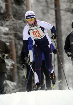 Samuel Oskarsson, Leksand, segrare i klassen H 11-12.