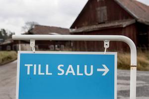 I Lantmäteriets lista över de senast genomförda fastighetsaffärerna i Dalarna är det ett fritidshus i Tandådalen, Malung-Sälens kommun, som sticker ut mest. OBS: Bilden föreställer ett annat hus.