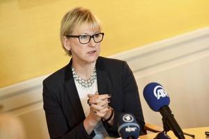 Vi kommer att ta upp Fikru Marus ärende så länge det behövs och på de sätt vi bedömer mest ändamålsenliga förklaradeutrikesminister Margot Wallström för två månader sedan.