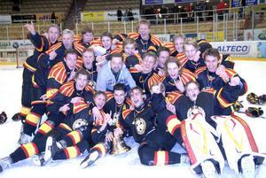 Brynäs vann FM Mattsson Cup för fjärde året i rad.