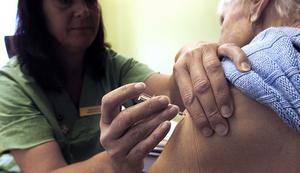 I dag börjar årets influensavaccinationer.