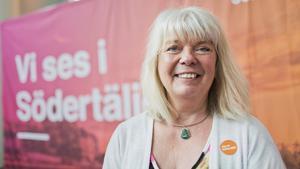 Karin Voltaire fick jobbet som näringslivschef i oktober 2013. Den 1 februari i år klev hon av uppdraget för att bli senior rådgivare istället.
