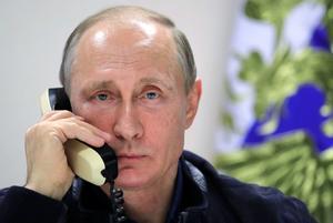 Jag förstår inte hur du kan tycka synd om Putin - som har invaderat en stor del av Ukraina, som  är en suverän stat, menar signaturen