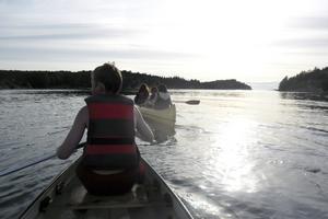 Grängesbandyns långt framskridna planer på två veckors kolloverksamhet på Öddö ser ut att gå i stöpet.