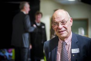 Svante Lönnbark, regiondirektör.