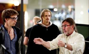 Joel Kinnaman i rollen som Frank Wagner i Johan Falk-filmerna.