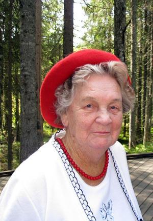 Nanna Ålstig, med ett klurigt