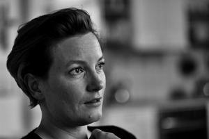 """Agnes Lidbecks """"Förlåten"""" gavs ut i våras.Foto: Patrik Hedljung."""