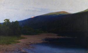Maria Wrangels målning