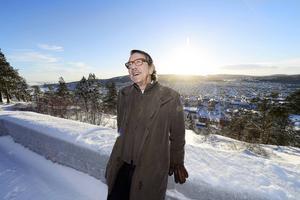 Kjell Lönnå vill göra Norra berget till