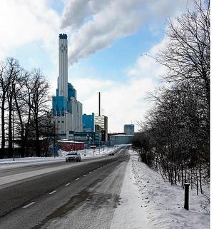 Så här kan den nya anläggningen se ut från Sjöhagsvägen.