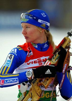 Mattias och Anna-Maria Nilsson missade i stafetterna.