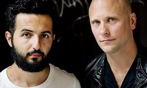 komikerna Soran Ismail och Magnus Betnér uppträder på Storsjöteatern med föreställningen