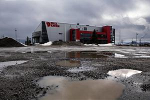 Närheten till Fjällräven Center och Modo Hockey torde locka.