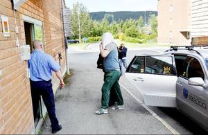 Den misstänkte 39-åringen åtalas idag vid Östersunds tingsrätt för grovt koppleri.