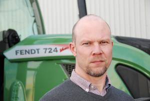 Joakim Borgs från Gustafs är också föreslagen att ta plats i LRF:s förbundsstyrelse.