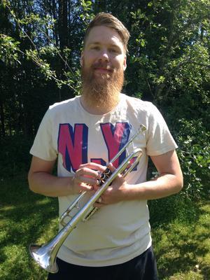 Kenneth Grönfelt är årets mottagare av Perdidos Jazz & Bluesstipendium.