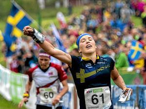 Världens bästa Alexandersson springer O–ringen.