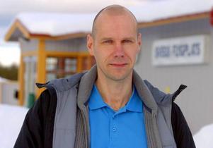 Per Lingensjö blir ny flygplatschef på Härjedalen Sveg Airport.