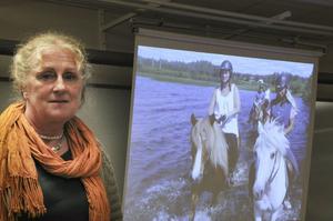 Mariana Femling, Hästlyftet, påpekade vikten av att göra hembygden attraktiv för unga kvinnor. Satsa på hästnäringen kan vara en lösning, trodde hon.