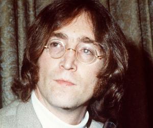 Musikern John Lennon. Foto: TT/AP