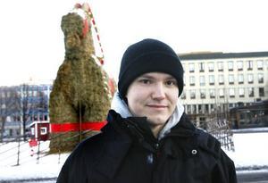 Tur att den klarade sig, säger Pekka Mäenpää, utflyttad Gävlebo.