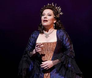 Nina Stemme har sjungit på Metropolitan många gånger tidigare, här i rollen som