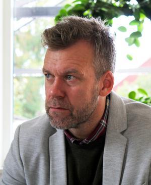 Henric Björkman har bott i Västerås i cirka 20 år.