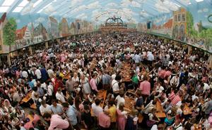 Oktoberfesten i München är förlagan till de planerade festligheterna i Örebro