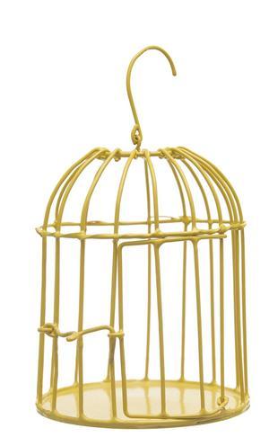 Stoppa ett ljus i fågelburen till påsk – istället för en pippi. Den söta buren med lucka på framsidan och hänge i topp finns hos favoritsaker.se för 59 kronor. Buren är tillverkad i metall och passar för värmeljus. Höjden är 11 centimeter och diametern 8 centimeter.