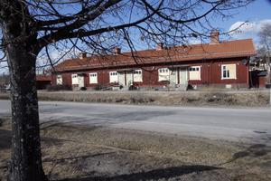 Rivningsobjekt 1: Nyholmen i Ljusdal.