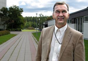 Jonny Engström är chef för barn- och utbildningsförvaltningen i Bollnäs kommun.