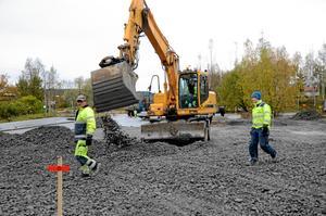 Kommunen bygger nytt resecentrum i Storå.