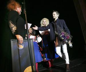 Kristian Matsson (The Tallest Man on Earth) är nominerad till årets singer/songwriter på Manifestgalan.   Foto: Mikael Hellsten