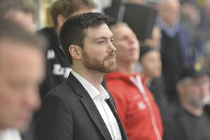 Jeremy Colliton har intresse från AHL – men han vill inte kommentera uppgifter om hans framtid förrän säsongen är över.