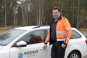 Kent Eriksson, ordförande i Älvdalens vatten.