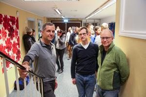 Joao Preichardt, Fredrik Nisell och Mats Stenström driver Cykelköket Falun tillsammans. Joao  är utbildad cykelbyggare i USA, Fredrik Nisell har ett förflutet som cykelmekaniker från landsvägscykling och velodrom och Mats Stenström har utbildning för att bygga cyklar i bambu.