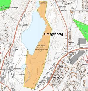 Grängesberg Irons tillstånd gäller till år 2038