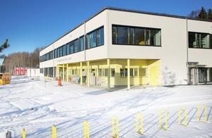 I slutet av februari ska första delen av Furuborgskolan vara klar.