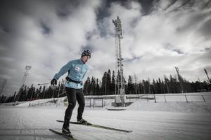 Till veckan lämnar Zebastian Modin hemmaspåren i Östersund för höghöjdsträning i Italien. Sedan bär det av till Paralympics i Sotji.
